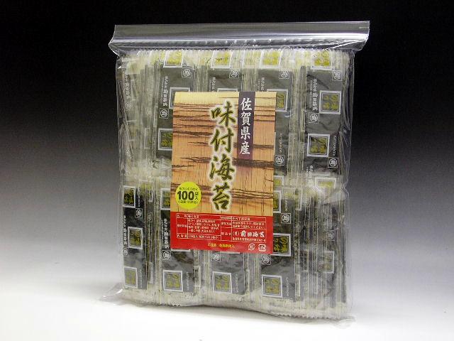 佐賀海苔 100袋詰