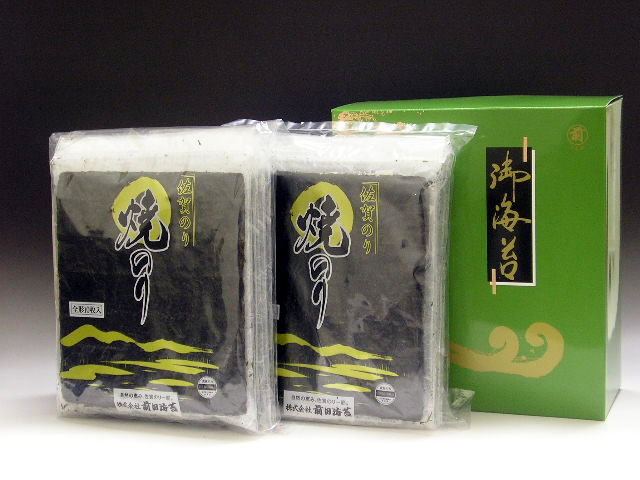 佐賀海苔 焼海苔100枚分箱入 Y2-4100