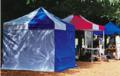 かんたんテント3  横幕 1.8m 送料込