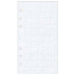 方眼5ミリ バイブルサイズ システム手帳リフィル