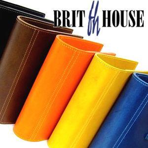 Brit House ブリットハウス トスカーナ システム手帳 バイブルサイズ B6/ 個性派手帳