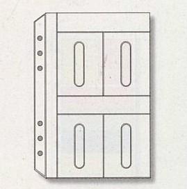 システム手帳 リフィル A5 カードホルダー
