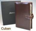 fILOFAX Cuban ファイロファックス キューバン システム手帳 バイブルサイズ B6/