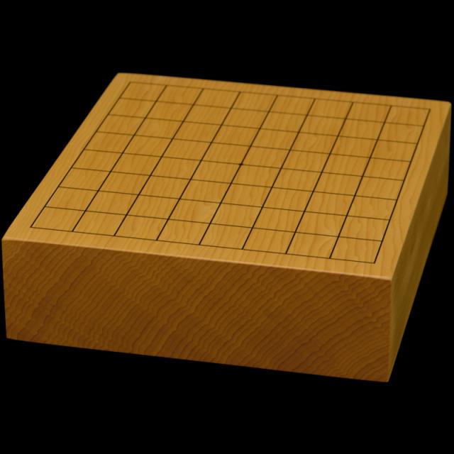 【おまかせ】本榧9路盤・6路盤 2寸(一枚板・柾目)
