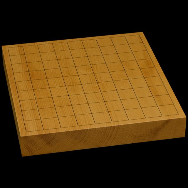 本榧卓上将棋盤 1寸6分(一枚板・天柾) sb10360