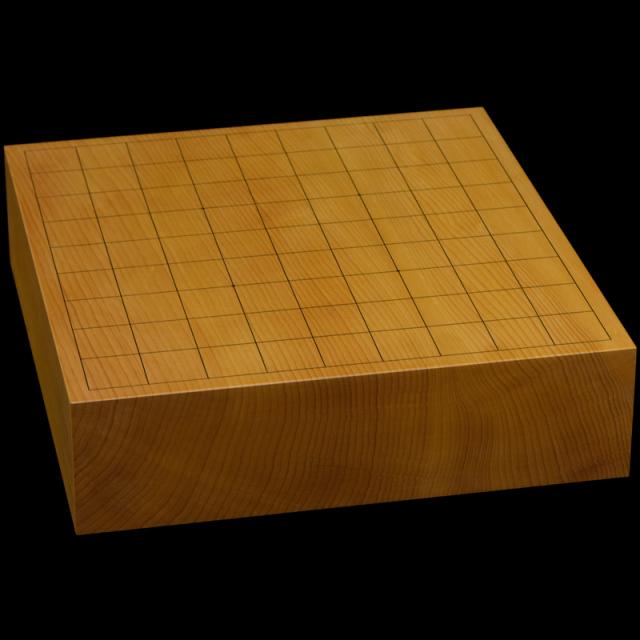 本榧卓上将棋盤 2寸9分(一枚板・天柾) sb20598