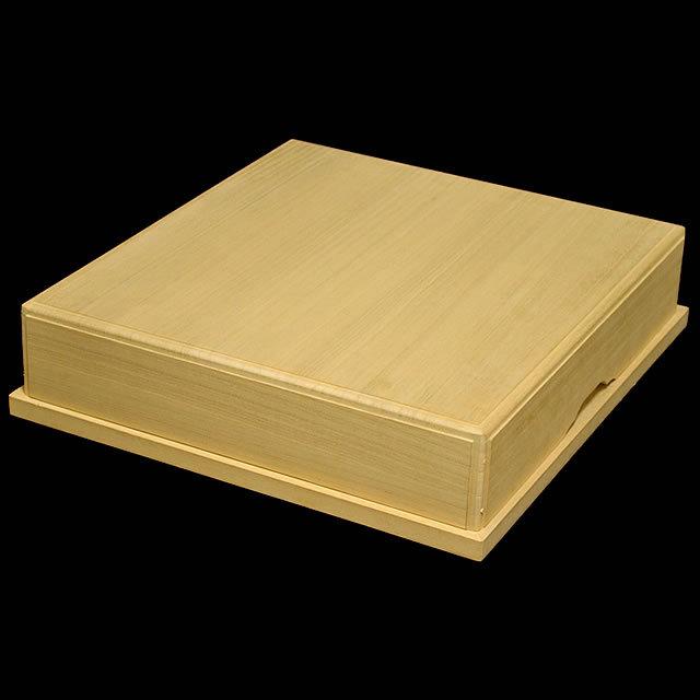卓上碁盤用 桐献上箱