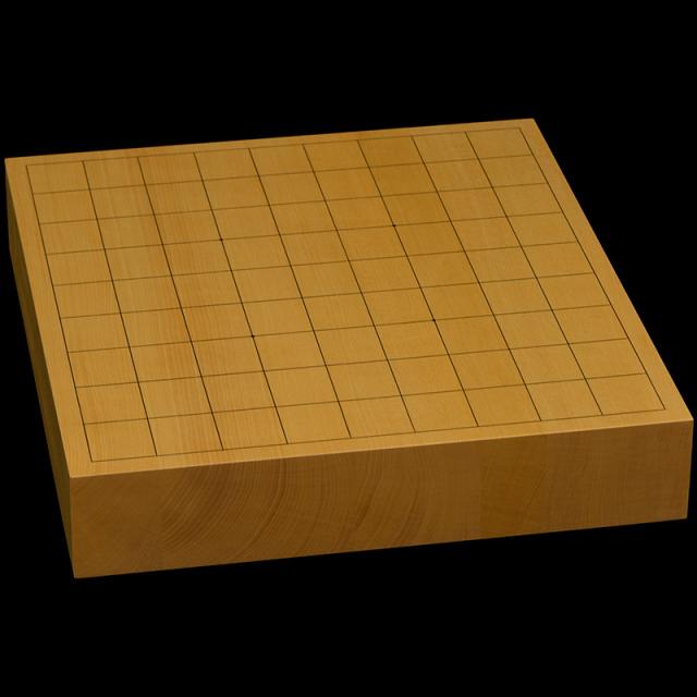 本榧卓上将棋盤 2寸1分(ハギ盤) st20043