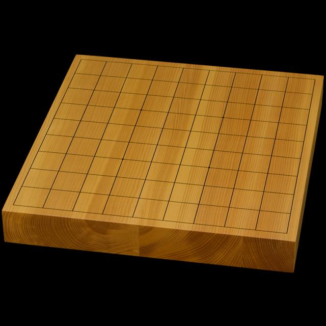 【おまかせ】本榧卓上将棋盤 1.5寸(ハギ盤・特上)