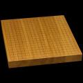 本榧卓上碁盤 1寸5分(一枚板・天柾) gb10102