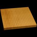 本榧卓上碁盤 1寸2分(一枚板・天地柾) gb10103