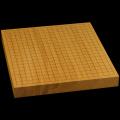 本榧卓上碁盤 1寸6分(一枚板・追柾) gb10107