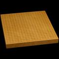 本榧卓上碁盤 1寸4分(一枚板・天柾)