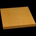 本榧卓上碁盤 1寸3分(一枚板・天地柾) gb10111