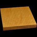 本榧卓上碁盤 1寸7分(一枚板・木表) gb10117