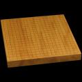 本榧卓上碁盤 1寸5分(一枚板・天柾) gb10120