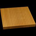 本榧卓上碁盤 1寸3分(一枚板・天地柾) gb10128
