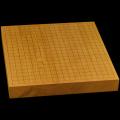 本榧卓上碁盤 1寸8分(一枚板・木裏) gb10129