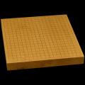 本榧卓上碁盤 1寸7分(一枚板・木表) gb10141