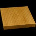 本榧卓上碁盤 1寸8分(一枚板・追柾) gb10143