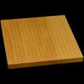 本榧卓上碁盤 1寸(一枚板・追柾) gb10146