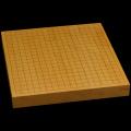 本榧卓上碁盤 1寸7分(一枚板・天柾) gb10151