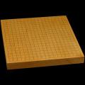 本榧卓上碁盤 1寸5分(一枚板・木裏) gb10153