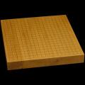 本榧卓上碁盤 1寸8分(一枚板・天柾) gb10154