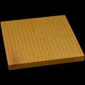 本榧卓上碁盤 1寸1分(一枚板・天柾) gb10155