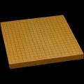 本榧卓上碁盤 1寸1分(一枚板・追柾) gb10156