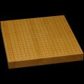 本榧卓上碁盤 1寸5分(一枚板・天柾) gb10157
