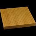 本榧卓上碁盤 1寸5分(一枚板・木表) gb10162