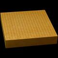 本榧卓上碁盤 2寸5分(一枚板・天柾) gb20220