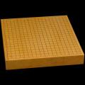 本榧卓上碁盤 2寸(一枚板・天柾) gb20235