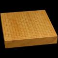 本榧卓上碁盤 2寸3分(一枚板) gb20237