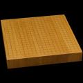 本榧卓上碁盤 2寸(一枚板・天地柾) gb20244