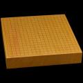 本榧卓上碁盤 2寸4分(一枚板・天柾) gb20248