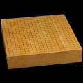 本榧卓上碁盤 2寸8分(一枚板・天柾) gb20254