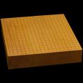 本榧卓上碁盤 2寸9分(一枚板・天柾) gb20259
