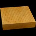 本榧卓上碁盤 2寸8分(一枚板・木表) gb20260