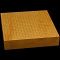 本榧卓上碁盤 2寸8分(一枚板・天地柾) gb20269