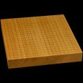 本榧卓上碁盤 2寸(一枚板・天柾) gb20270