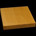 本榧卓上碁盤 2寸(一枚板・木裏) gb20279