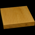 本榧卓上碁盤 2寸2分(一枚板) gb20293