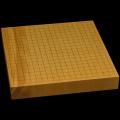 本榧卓上碁盤 2寸(一枚板・天柾) gb20296