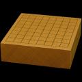 本榧9路盤・6路盤 2寸(一枚板・柾目)