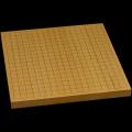 国産本榧卓上碁盤 1寸(ハギ盤) gt10022