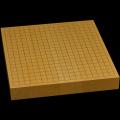 国産本榧卓上碁盤 1寸9分(ハギ盤) gt10023