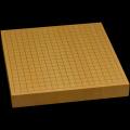 国産本榧卓上碁盤 1寸8分(ハギ盤) gt10024
