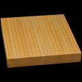 国産本榧卓上碁盤 2寸1分(ハギ盤) gt20043